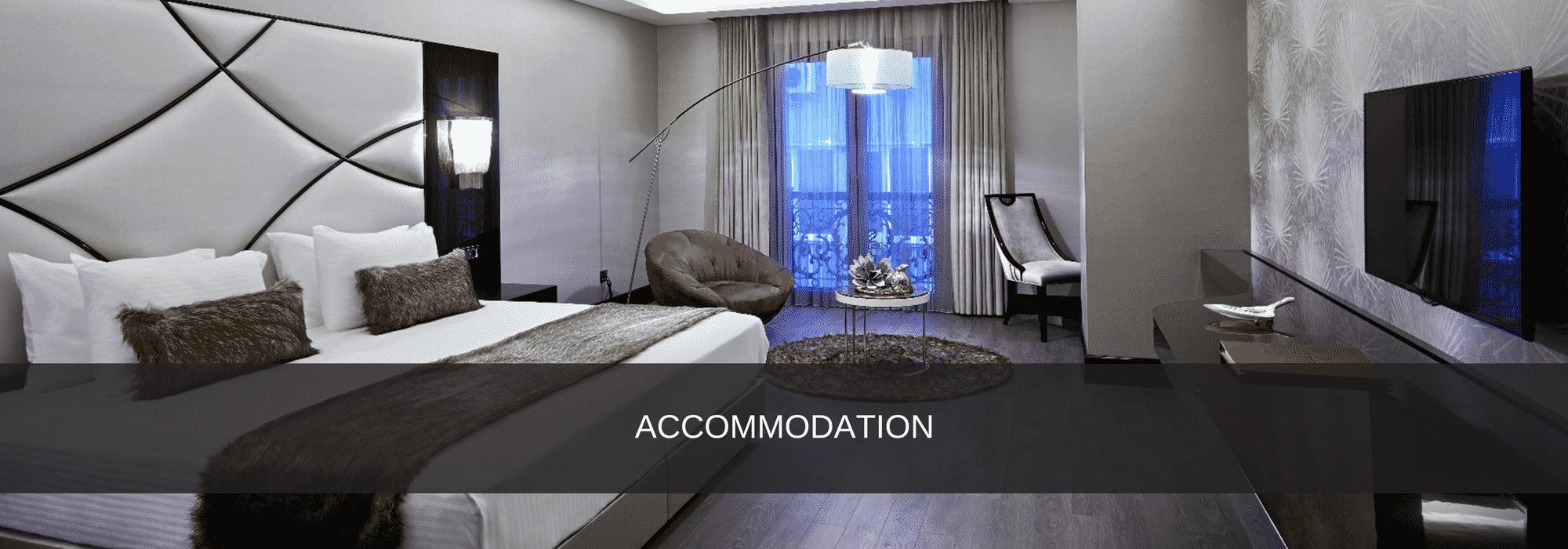 Accommodation FAQ - Global Medical Care